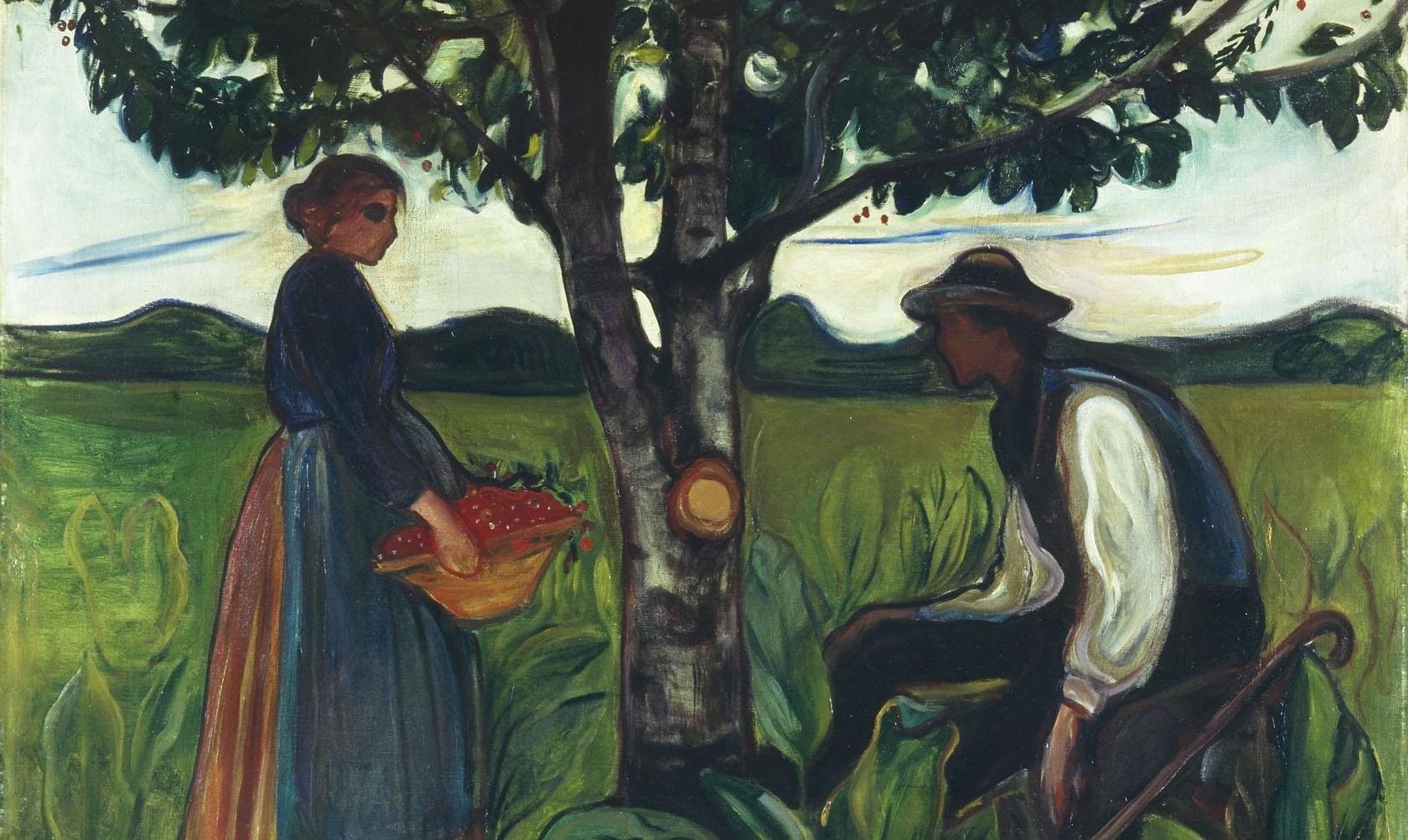 Edvard-Munch-Vruchtbaarheid-detail-1899-1900-Canica-Kunstcollectie