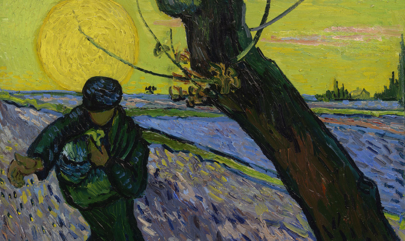 Vincent-van-Gogh-De-zaaier-detail-1888-Van-Gogh-Museum