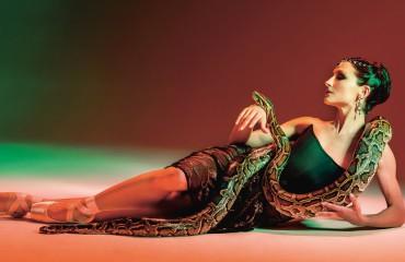 foto dansproductie Mata Hari