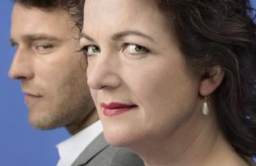 Campagnebeeld theaterproductie Borgen - fotografie Maarten Kools