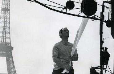 Jean Tinguely met Méta-Matic No. 17 1959 Foto John R. Van Rolleghem