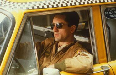 Taxi Driver (1976) - still film Martin Scorsese