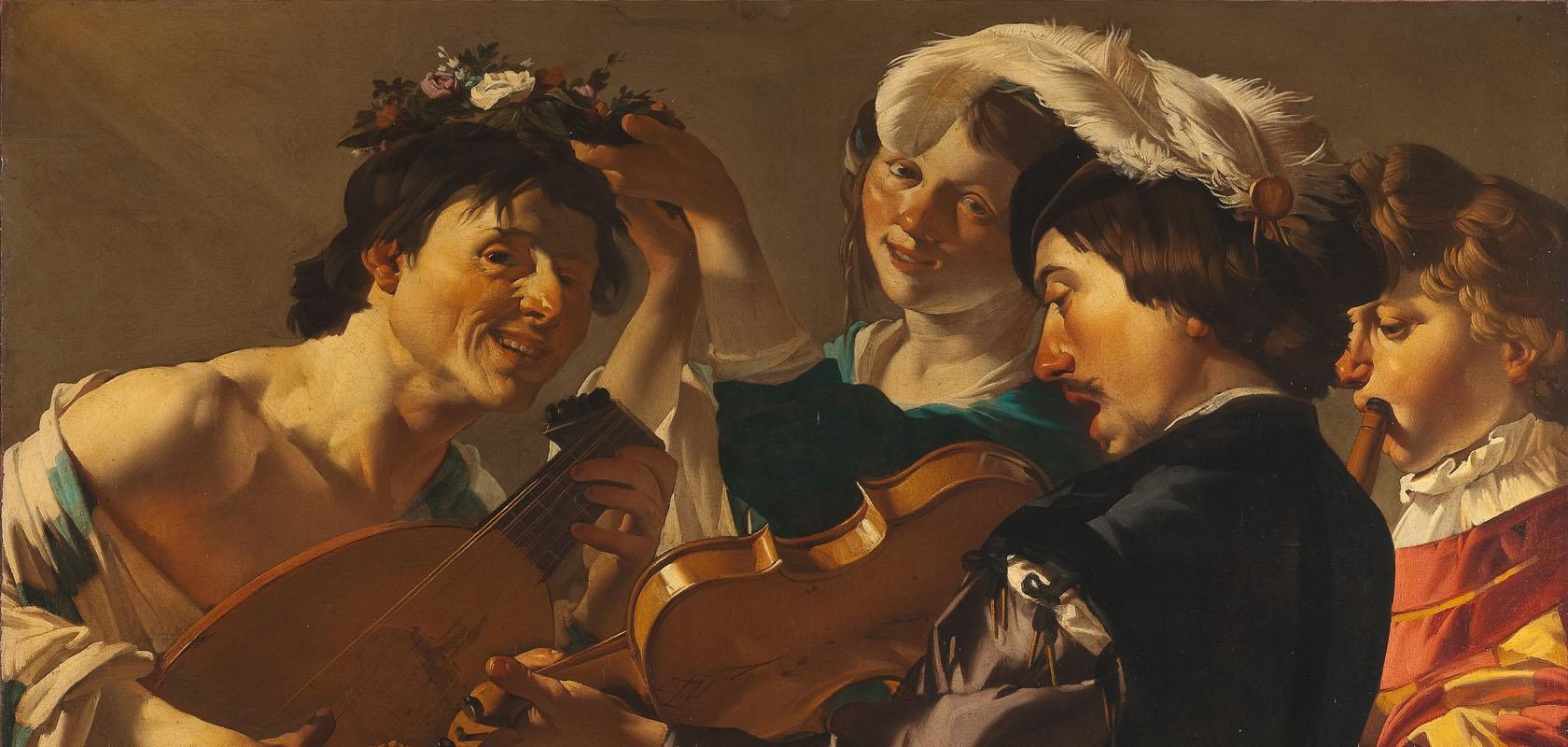 Dirck-van-Baburen-Concert-1623-State-Hermitage-Museum-St-Petersburg