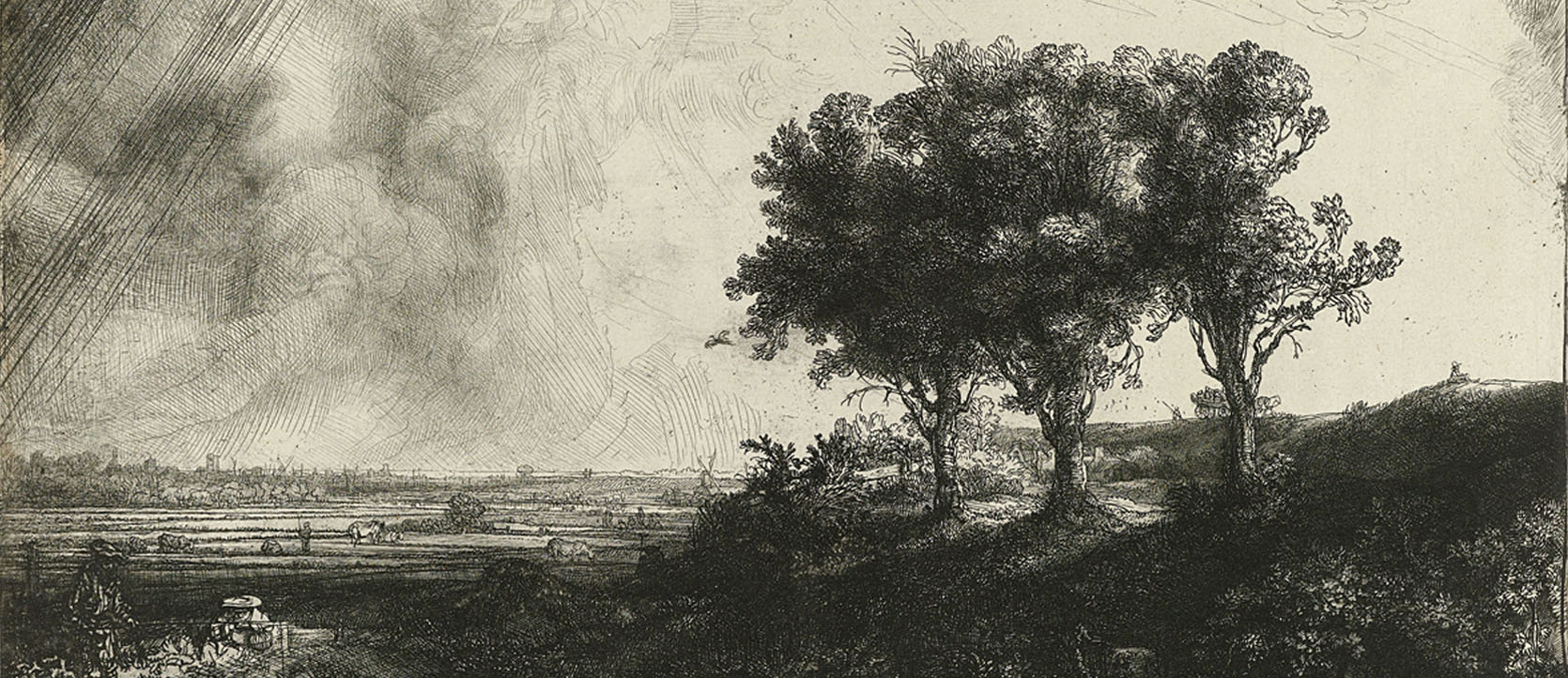 Rembrandt-van-Rijn-De-drie-bomen-1643-sl
