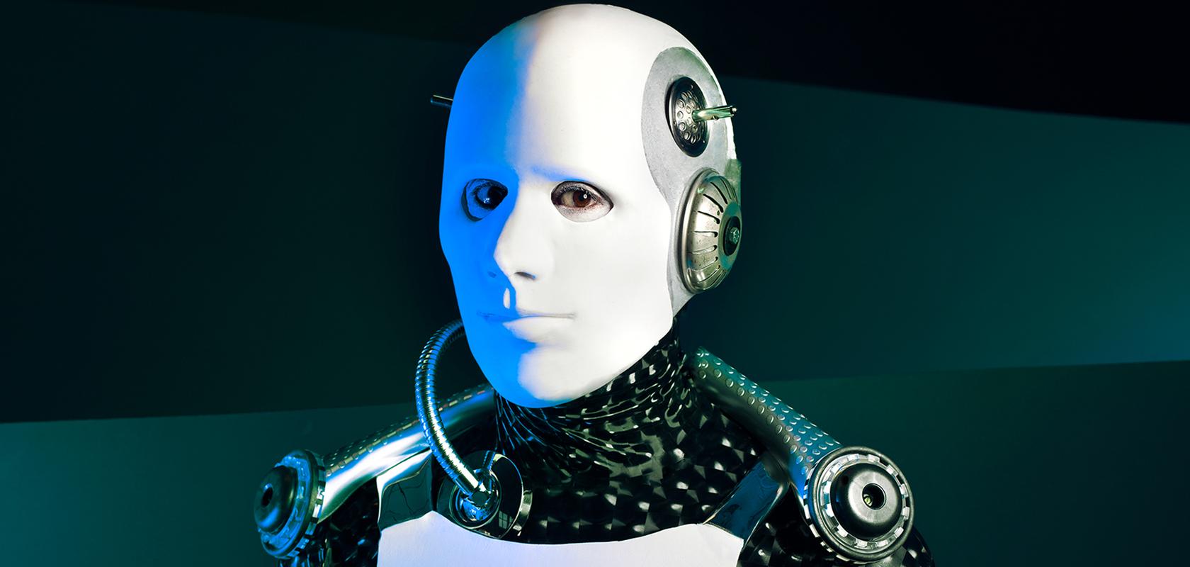 Robot-Campagnebeeld