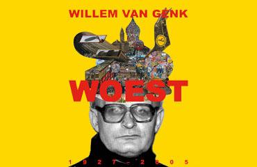 Campagnebeeld Willem van Genk