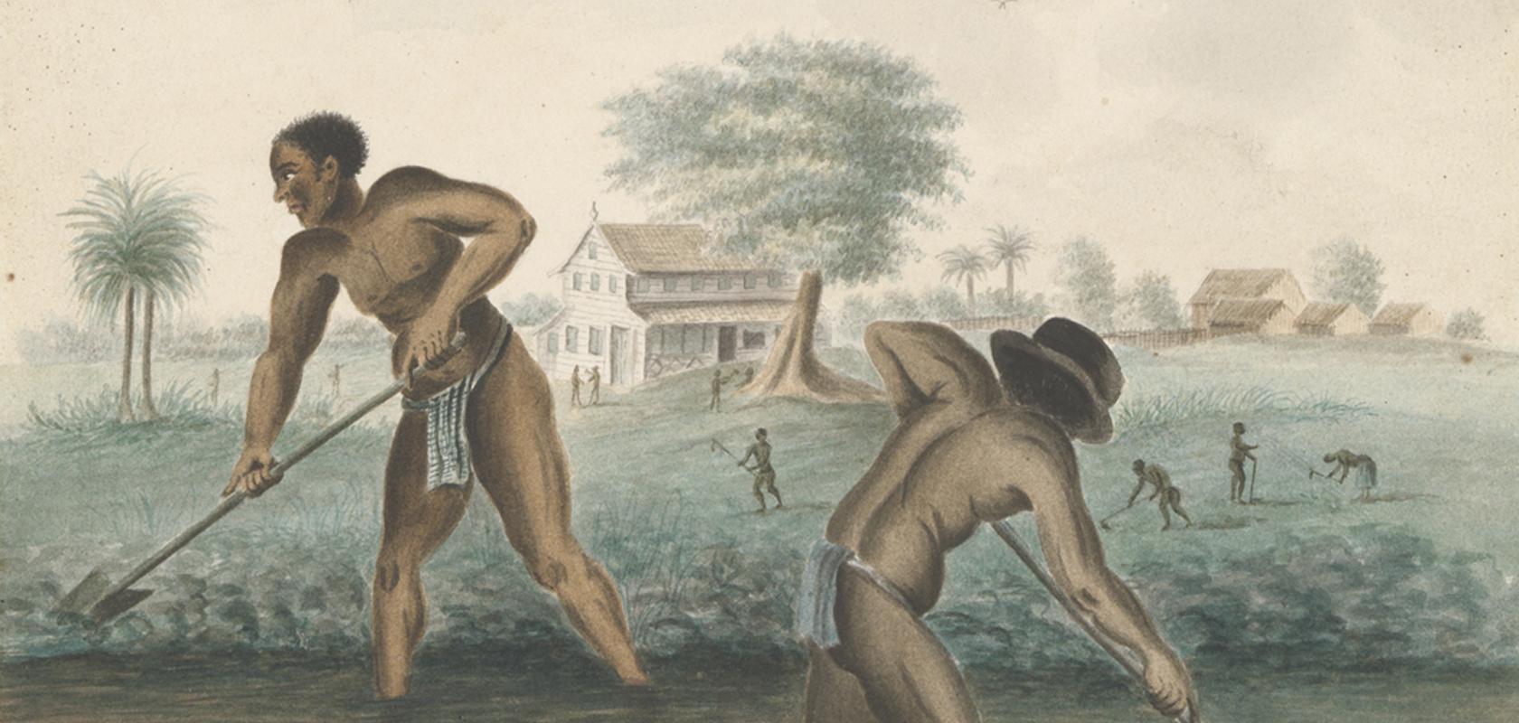 Anoniem.-Tot-slaaf-gemaakte-mannen-graven-trenzen-ca.-1850-Rijksmuseum-1680x800-1